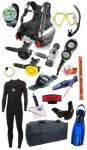 Scuba Diving Equipment Promotions Thailand - Dive Gear Promotions
