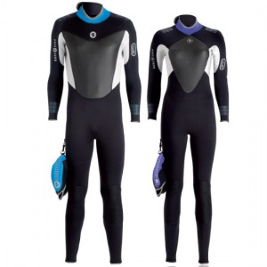Scuba Diving Wetsuits Thailand - Aqualung Bali 3mm Wetsuit