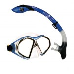 Scuba Diving Packages Thailand - Aqua Lung Admiral LX Snorkelling Package Blue