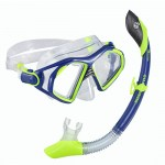 Scuba Diving Packages Thailand - Aqua Lung Admiral LX Snorkelling Package Neon