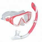Scuba Diving Packages Thailand - Aqua Lung Diva LX Snorkelling Package Coral Pink