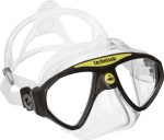 Scuba Diving Masks Thailand - Aqualung Technisub Micro Mask Hot Lime