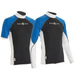 Scuba Diving Rashguards Thailand - Aqua Lung X-Coloured Mens Rashvest