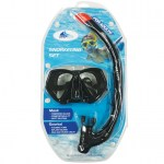 Scuba Diving Packages Thailand - Deep Blue Mako Mask and Snorkel Package