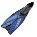 Scuba Diving Adjustable Fins Thailand - Aqua Lung Grand Prix Diving Fin Blue