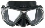 Scuba Diving Masks Thailand - Aqualung Technisub Infinity Mask All Black