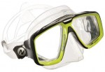 Aqualung Technisub Look HD Scuba Diving Mask Lime