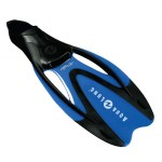 Scuba Diving Adjustable Fins Thailand - Aqua Lung Proflex 2 Snorkelling Fin Blue