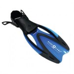 Scuba Diving Adjustable Fins Thailand - Aqua Lung Proflex Junior Adjustable Snorkelling Fin Blue