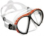 Aqualung Technisub Favola Scuba DIving Mask Orange