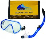 Scuba Diving Equipment Bags Thailand - Deep Blue Mesh Snorkelling Bag