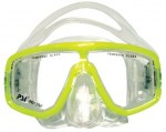 Scuba Diving Equipment Thailand - PSI Adventure Mask Yellow